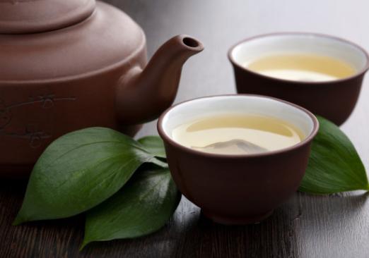 雨水節氣,喝點綠萼梅茶