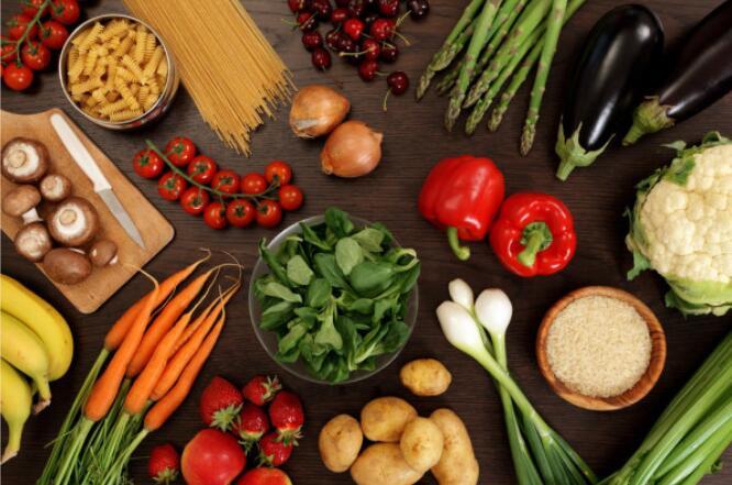 保持好身材,减少碳排放:英国人流行吃素