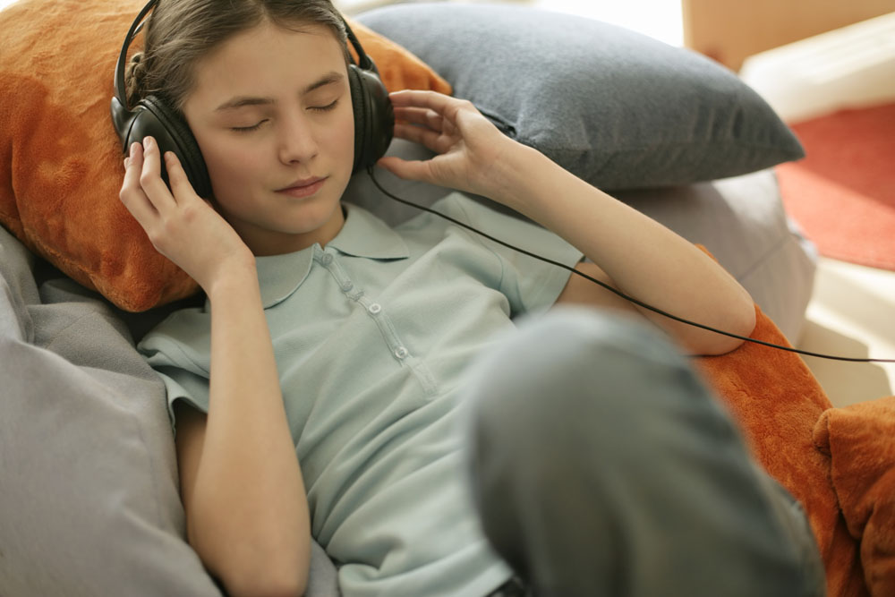 早晨起來聽點音樂