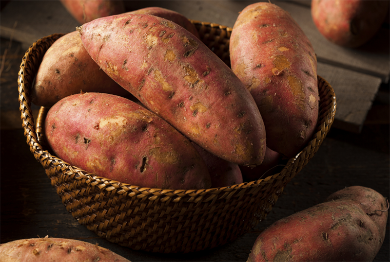 為什么吃紅薯會燒心?