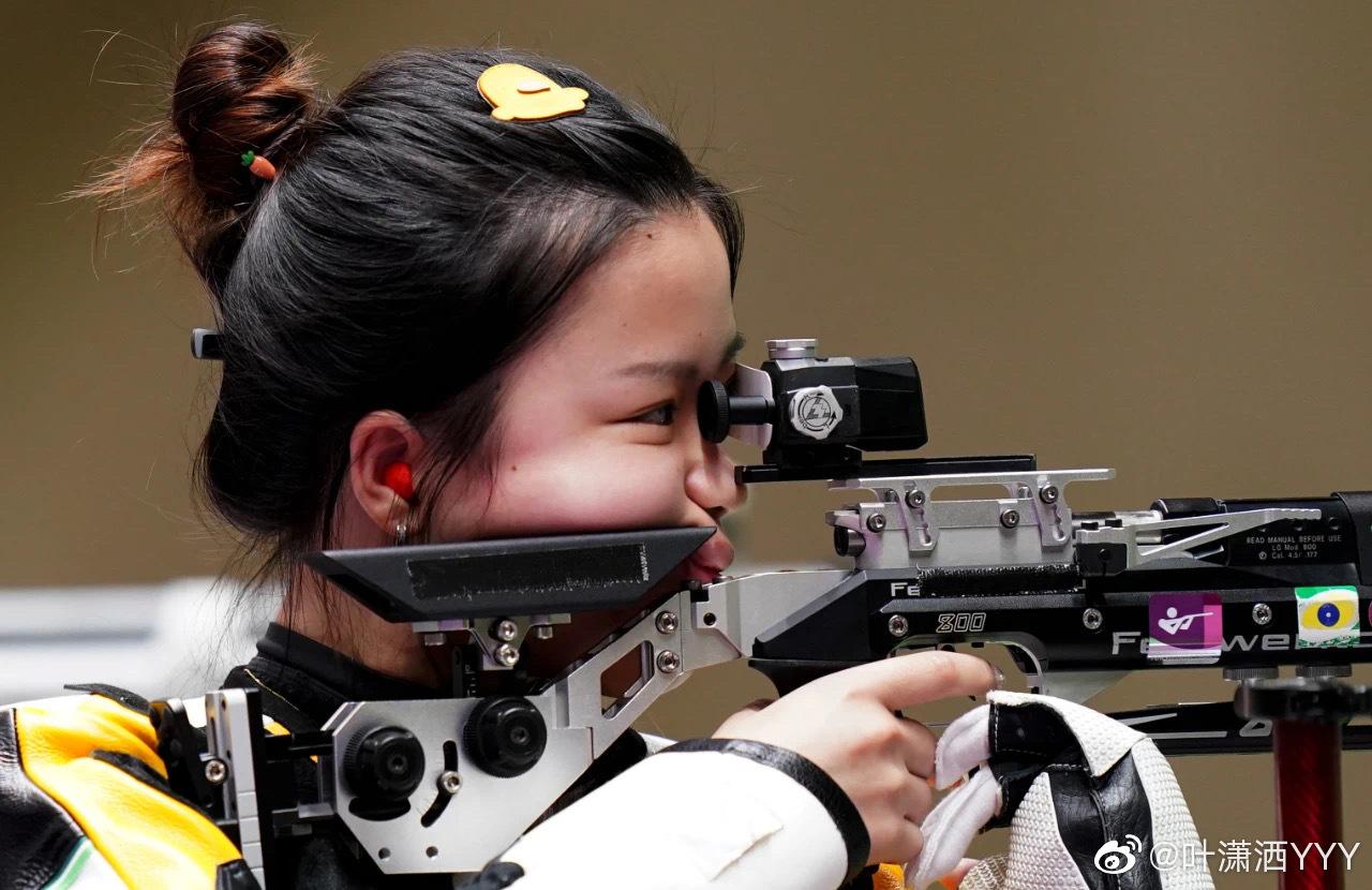 跟射擊運動員練專注力:目標明確心態穩,了解自己做預案
