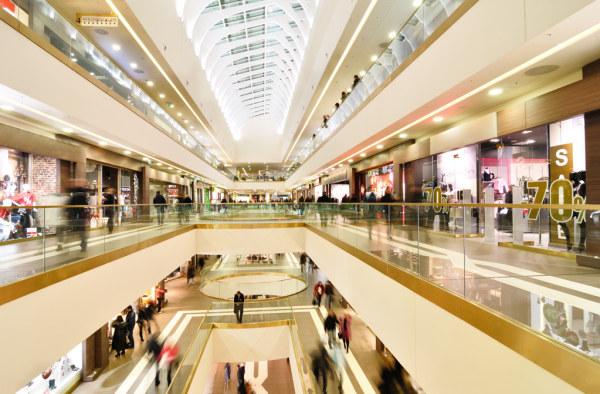 全球最環保購物中心什么樣