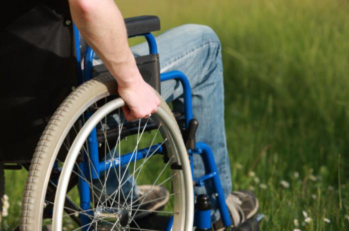 奧地利殘疾人不怕出門