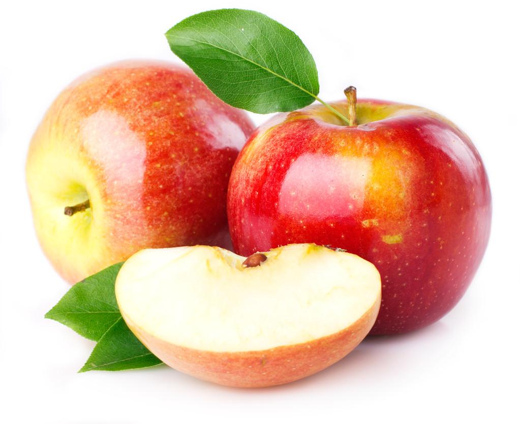 蘋果的祖先在新疆
