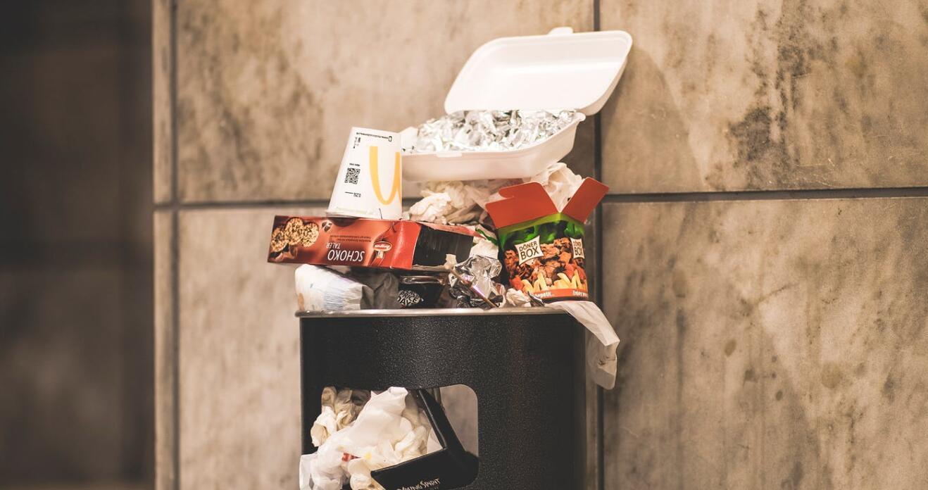 垃圾分類帶來的思考:怎樣讓每天的垃圾少一點?