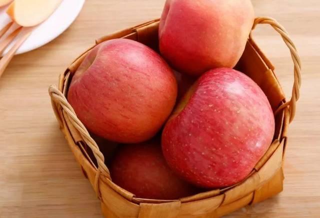 苹果熟吃易消化