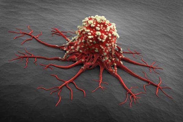 用光杀死癌细胞