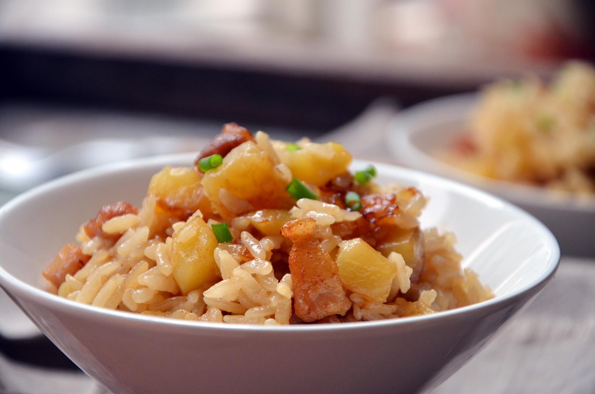 米饭土豆吃太多,早亡风险高