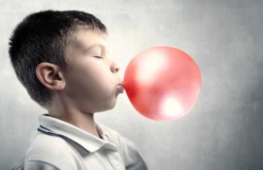 嚼口香糖提高免疫力