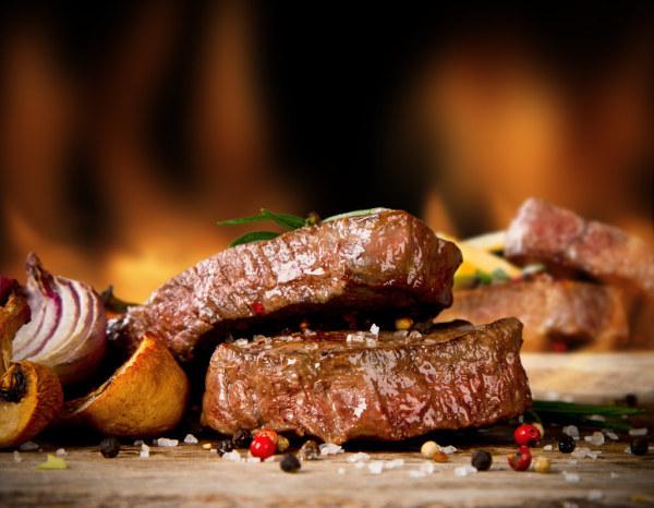 吃肉吃甜多握力差