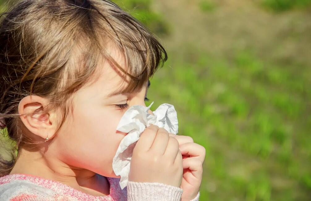 孩子过敏性鼻炎,根据症状来选药