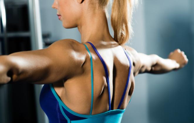 每天練一會就長肌肉