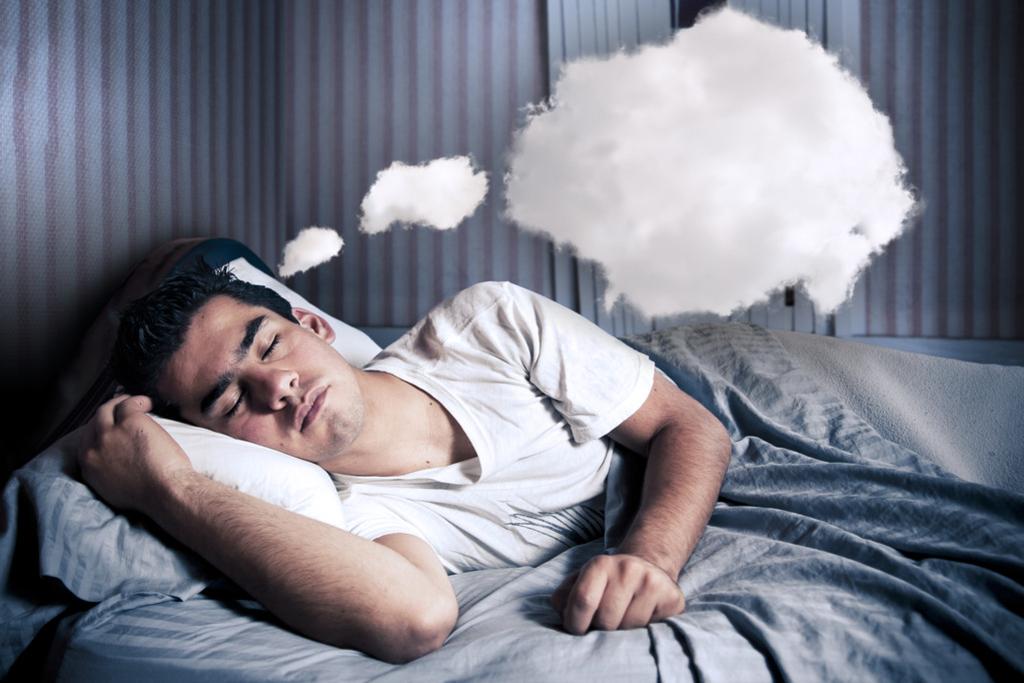 """在夢中""""自我纏綿"""",可能是種睡眠障礙"""
