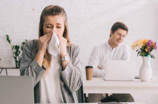 花粉過敏困擾在加劇
